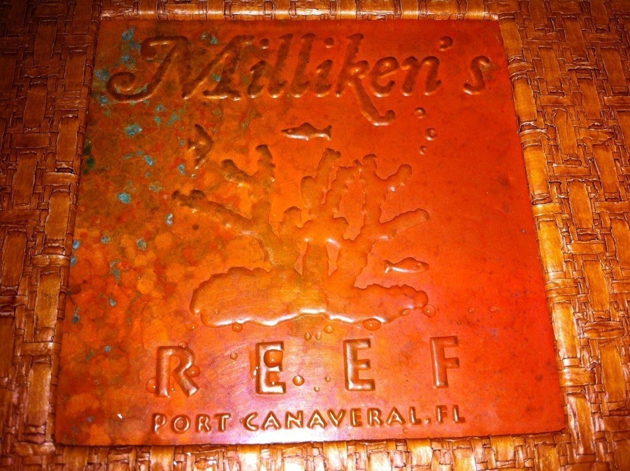 Millikens Reef
