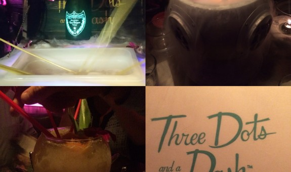 Cocktail Commentary: Chicago Edition - Three Dots and a Dash