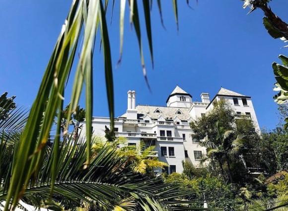 Chateau Marmont Outside1