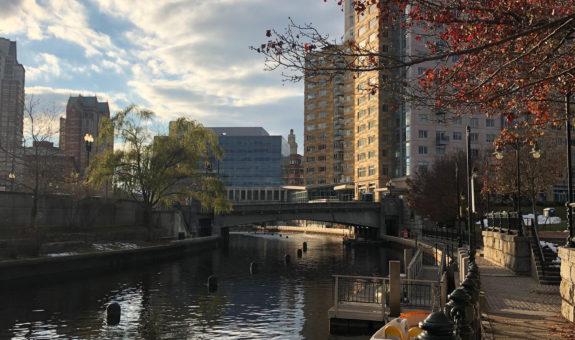 Providence in the Wintertime